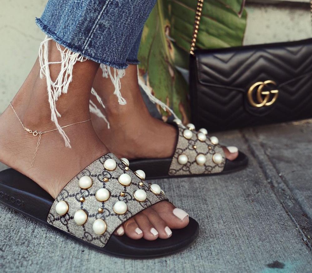 Gucci Slides Price