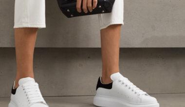Alexander McQueen Sneakers Sizing