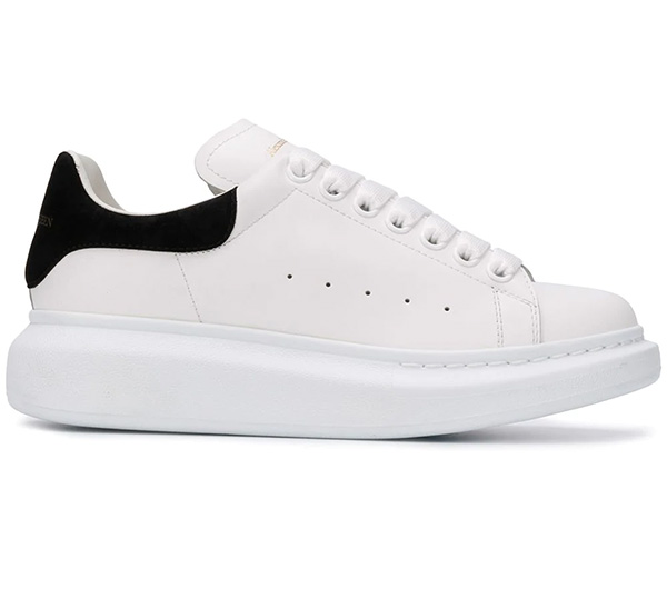 Alexander McQueen Oversized Sneakers for Women