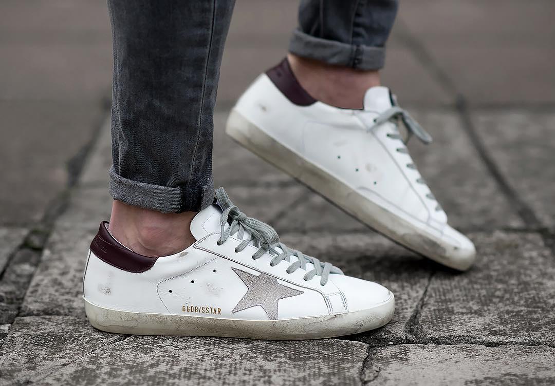 Golden Goose Sneakers Men