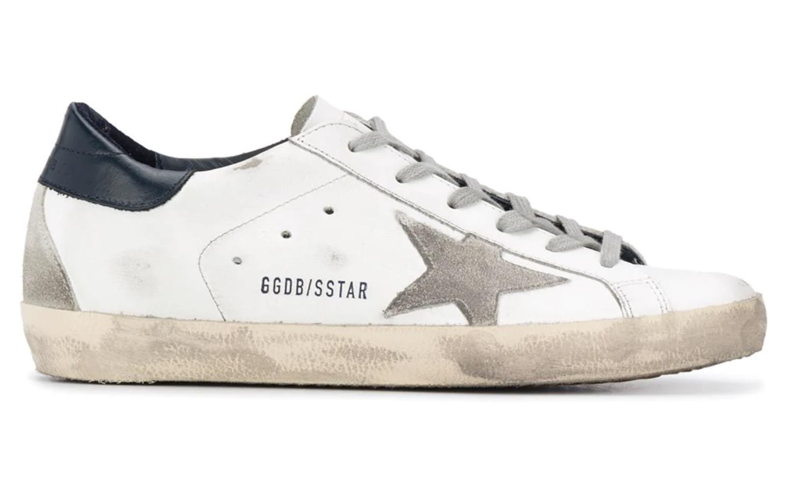 Golden Goose Superstar Low-top Sneakers for Women