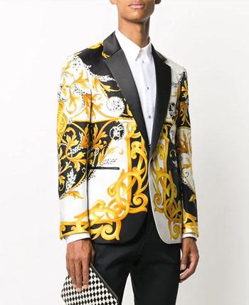 Men's Versace Trend-Fit Shirt
