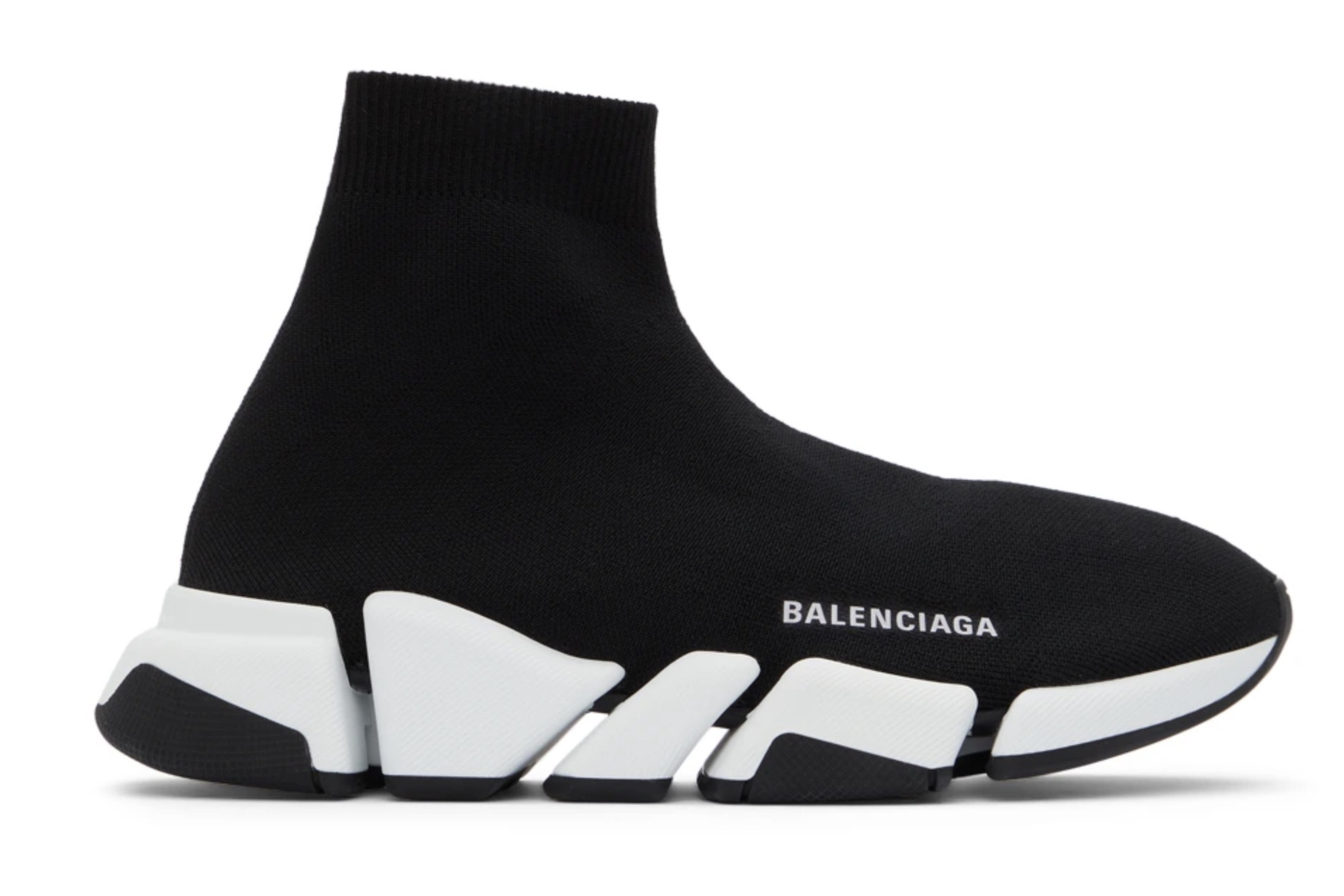 Balenciaga Black Speed 2.0 Sneakers