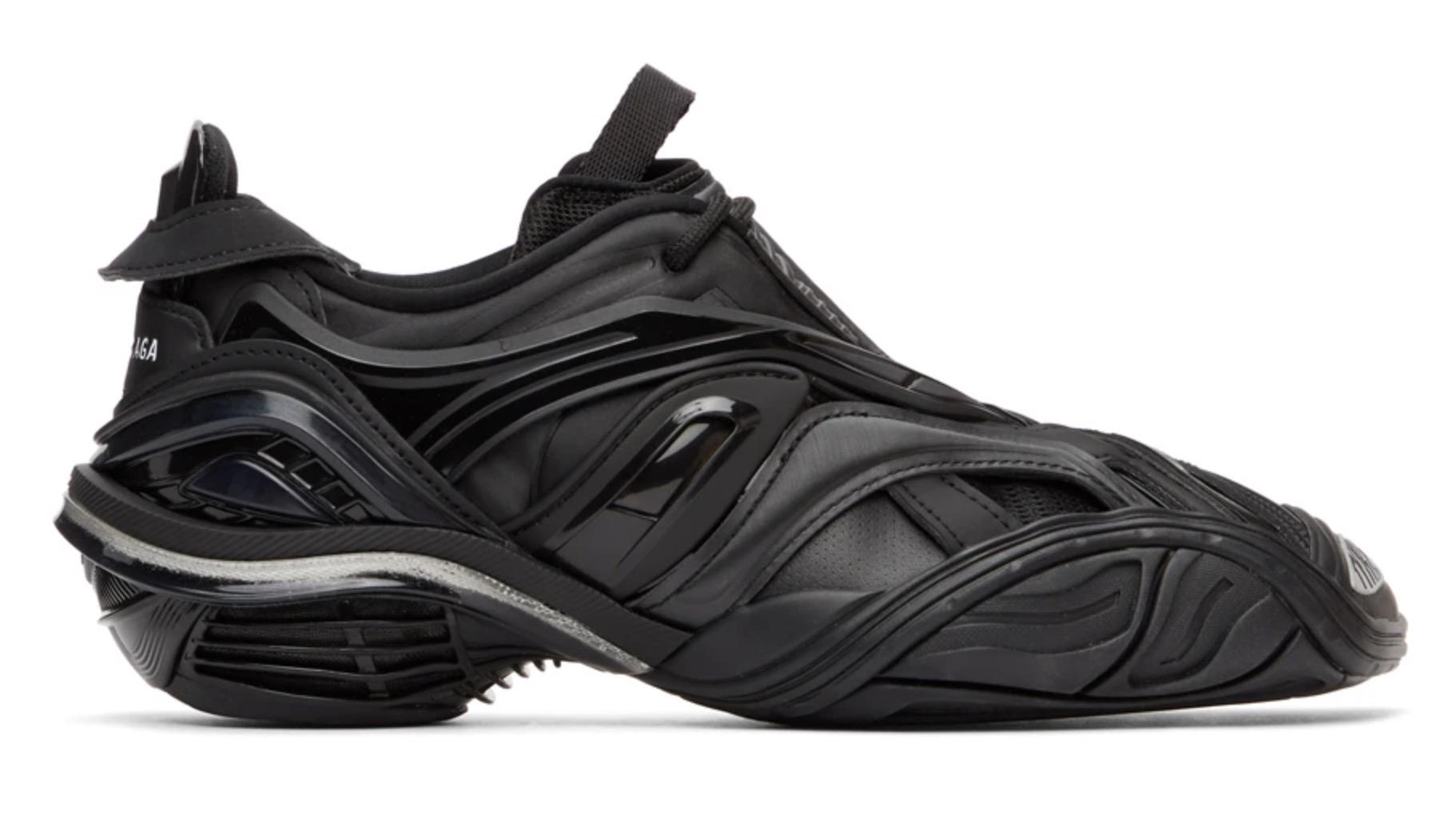 Balenciaga Tyrex Sneakers Black