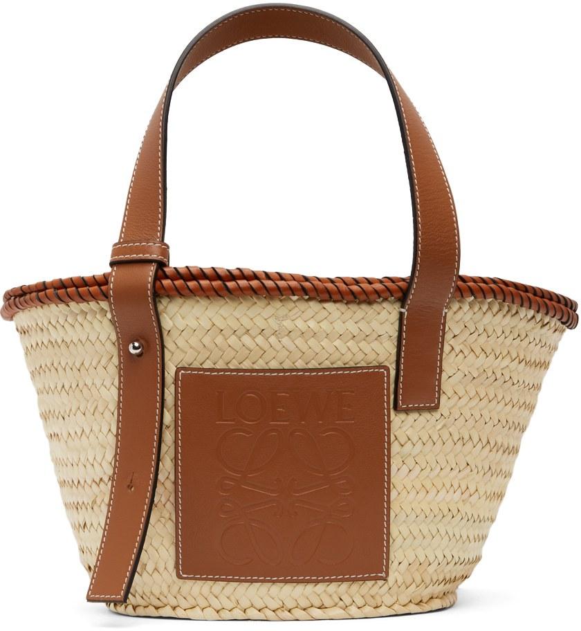 Loewe Straw Bags