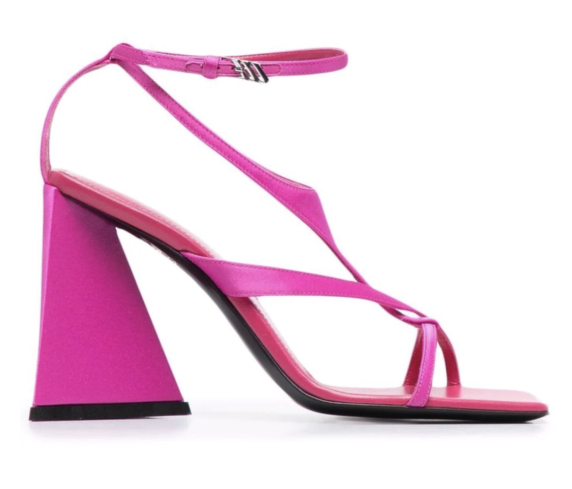The Attico Shoes Pink
